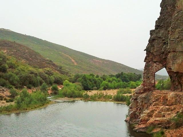 Valle de Alcudia, Montoro ibaia.