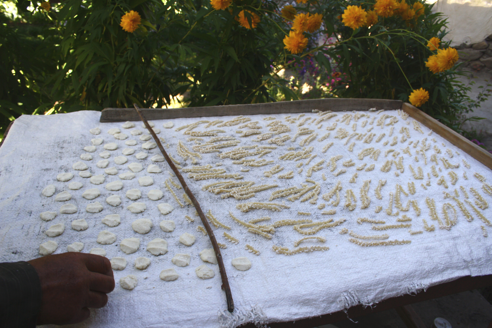 chura queso dulce de ladakh