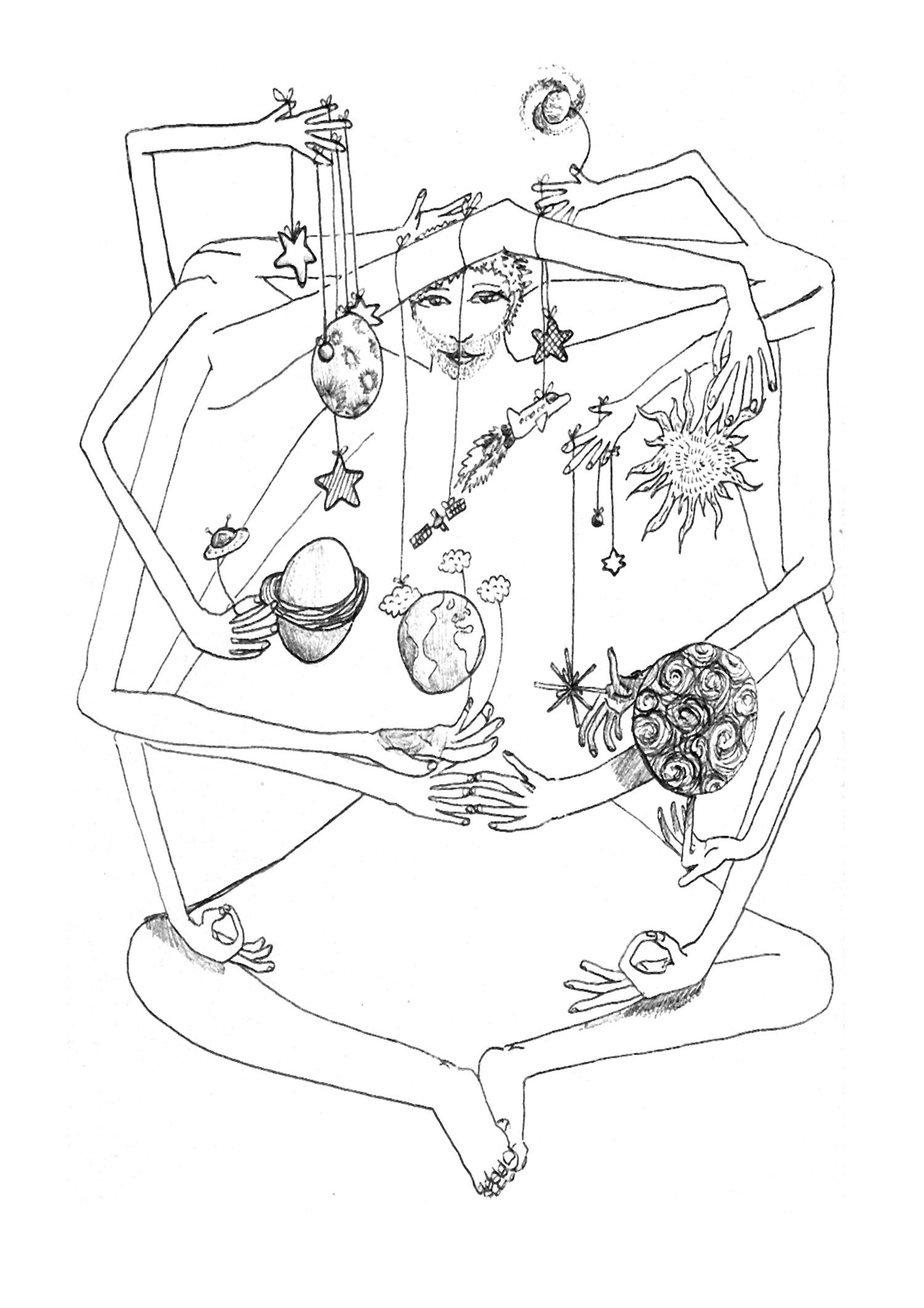 l univers l homme et la nature